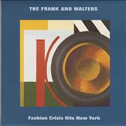 Click here for more info about 'The Frank And Walters - Fashion Crisis Hits New York'
