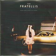 Click here for more info about 'The Fratellis - Baby Don't You Lie To Me!'