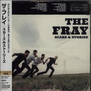 Click here for more info about 'The Fray - Scars & Stories'