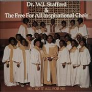 Click here for more info about 'The Free For All Inspirational Choir - He Did It All For Me - Sealed'