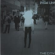 Click here for more info about 'The Freed Unit - The City - Blue sleeve'