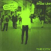 Click here for more info about 'The Freed Unit - The City - Clear Vinyl '