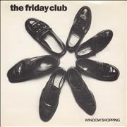 Click here for more info about 'The Friday Club - Window Shopping + p/s'