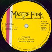 Click here for more info about 'The Funk Master - It's Over'