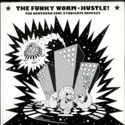 Click here for more info about 'The Funky Worm - Hustle! - The Northern Soul Syndicate Remixes'