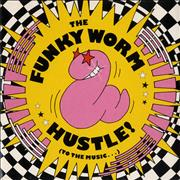 Click here for more info about 'The Funky Worm - Hustle! (To The Music...)'