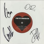 Click here for more info about 'The Futureheads - Heartbeat Song - Record Store Day 2010 + Autographed'