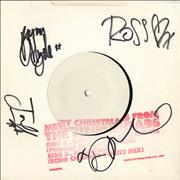 Click here for more info about 'The Futureheads - Merry Christmas From The Futureheads - Autographed'