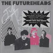 Click here for more info about 'The Futureheads - The Futureheads - Fully Autographed'