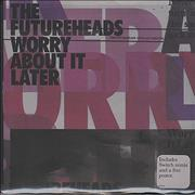 Click here for more info about 'The Futureheads - Worry About It Later'