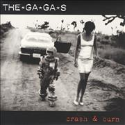 Click here for more info about 'The Ga Ga's - Crash & Burn'