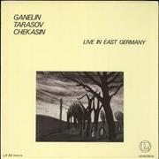 Click here for more info about 'The Ganelin Trio - Live In East Germany'