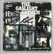 Click here for more info about 'The Gaslight Anthem - American Slang - Fully Autographed'