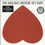 Click here for more info about 'The Gaslight Anthem - Get Hurt - Sealed'