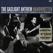 Click here for more info about 'The Gaslight Anthem - Handwritten - 180 Gram Blue Vinyl - Sealed'
