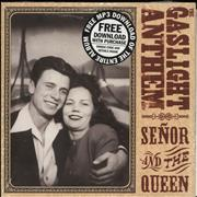 Click here for more info about 'The Gaslight Anthem - Senor And The Queen - 2nd - Clear Vinyl'