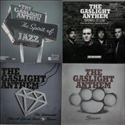 Click here for more info about 'The Gaslight Anthem - Set of 4 Promo CD Singles'