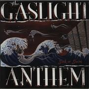 Click here for more info about 'The Gaslight Anthem - Sink Or Swim - Clear / Multi-Coloured Speckled Vinyl'