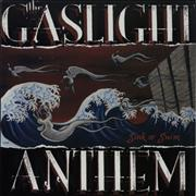 Click here for more info about 'The Gaslight Anthem - Sink Or Swim - Red Splatter Vinyl'