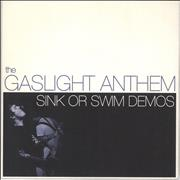 Click here for more info about 'The Gaslight Anthem - Sink Or Swim Demos - Yellow Vinyl'