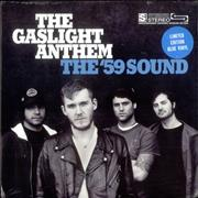Click here for more info about 'The Gaslight Anthem - The '59 Sound - Blue Vinyl - Sealed'