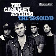 Click here for more info about 'The Gaslight Anthem - The '59 Sound - Blue/Black Vinyl'