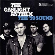 Click here for more info about 'The Gaslight Anthem - The '59 Sound - Clear/Black Vinyl'