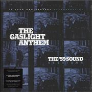 Click here for more info about 'The Gaslight Anthem - The '59 Sound Sessions - Blue Vinyl + Photobook'