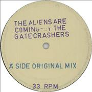 Click here for more info about 'The Gatecrashers - The Aliens Are Coming'