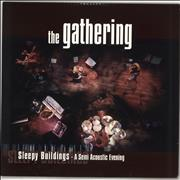 Click here for more info about 'The Gathering - Sleepy Buildings: A Semi Acoustic Evening - 180gram Vinyl'