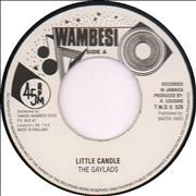 Click here for more info about 'The Gaylads - Little Candle'