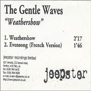 Click here for more info about 'The Gentle Waves - Weathershow'