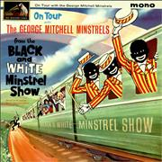 Click here for more info about 'The George Mitchell Minstrels - On Tour With The George Mitchell Minstrels - Factory Sample'