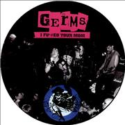 Click here for more info about 'The Germs - I Fu*#ed Your Mom - Live '78-'79'