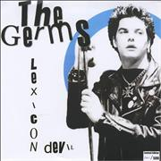 Click here for more info about 'The Germs - Lexicon Devil'