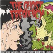 Click here for more info about 'The Ghost Frequency - Never Before Have I Seen A Man Alive... - Clear Vinyl'