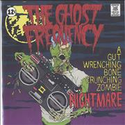 Click here for more info about 'The Ghost Frequency - Nightmare - Red Vinyl + Comic'