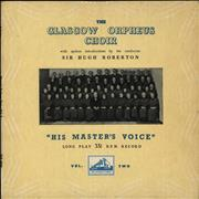 Click here for more info about 'The Glasgow Orpheus Choir - The Celebrated Glasgow Orpheus Choir Volume Two'