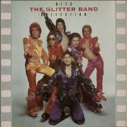 Click here for more info about 'The Glitter Band - Hits Collection - Test Pressing'