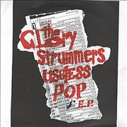 Click here for more info about 'The Glory Strummers - Useless Pop EP'