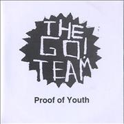 Click here for more info about 'The Go! Team - Proof Of Youth'