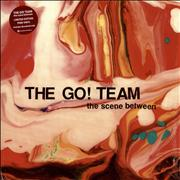 Click here for more info about 'The Go! Team - The Scene Between - 180gm - Pink'
