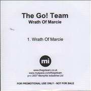 Click here for more info about 'The Go! Team - Wrath Of Marcie'