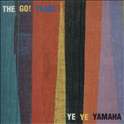 Click here for more info about 'The Go! Team - Ye Ye Yamaha - RSD15 - Yellow Vinyl - Sealed'