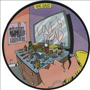 Click here for more info about 'The Godfathers - Love Is Dead - Picture Disc'