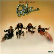Click here for more info about 'The Godz - Nothing Is Sacred'