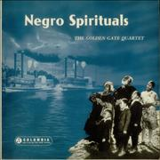 Click here for more info about 'The Golden Gate Quartet - Negro Spirituals'
