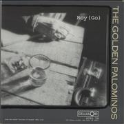 Click here for more info about 'The Golden Palominos - Boy (Go)'
