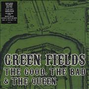 Click here for more info about 'The Good, The Bad And The Queen - Green Fields'
