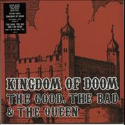 Click here for more info about 'The Good, The Bad And The Queen - Kingdom Of Doom - Parts 1 & 2'